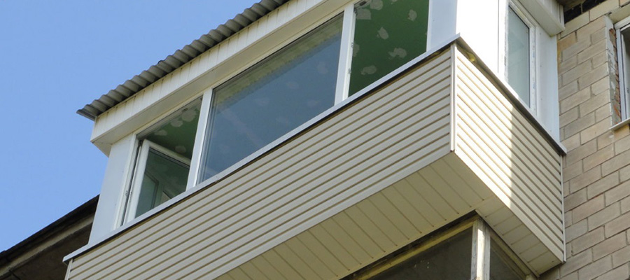 Расширение балконов в тюмени.